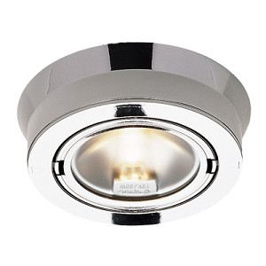 Richelieu 10022030 Recessed or Surface-Mounted Halogen 20W
