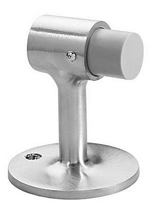 Rockwood 471EXP Door Stop SMS & Plastic Anchor, Stud & Lead Anchor, Exterior Mounting Pack