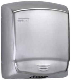 Saniflow M99ACS Optima Series Automatic Hand Dryer, Satin SS