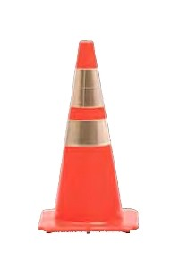 Strike First 1005 Standard Traffic Cones 25""