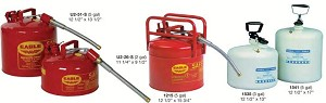 Strike First 1535 Flammable Storage Can, Type I Safety Can