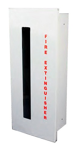 Strike First 228-SN Recessed Extinguisher Cabinet