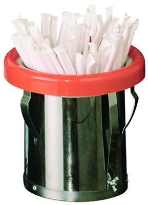 Tomlinson 1003989 ELC5006 Straw Dispenser