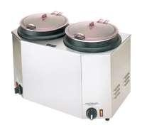 Tomlinson 1014788 The Dual Food Warmer 12-qt.