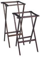 "Tomlinson 1016291 6A RM 38"" Contempo Tray Stand"