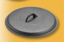 Tomlinson 1023004 Lid for Supercast Fry Pan 12""