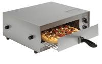 "Tomlinson 1023230 508FC Deluxe 12"" Pizza & Snack Oven"