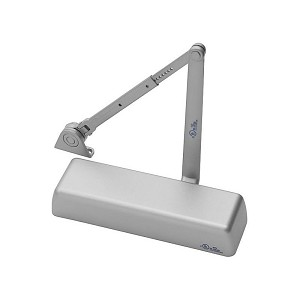 Yale Commercial 5811689 Hold Open Tri Mount Door Closer Aluminum Finish